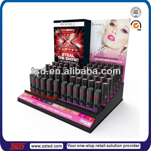 Tsda40 Custom Makeup Mac Cosmetic Display StandAcrylic Lipstick Delectable Mac Lipstick Display Stand