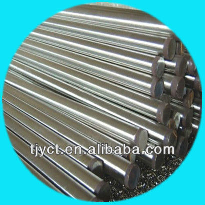 ASTM A276 AISI 304 Stainless steel black round bar/steel rods manufacture direct sale (material 201,304,316,304L,316L,321,310S)