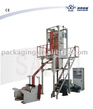 SJ-45*2/50*2 double coloUr Film Blowing Machine