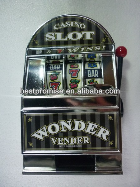 GM393 casino Slot bank machine with high quality