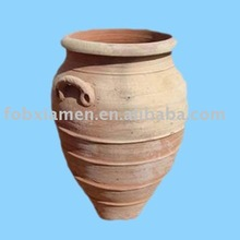 amphora clay pottery