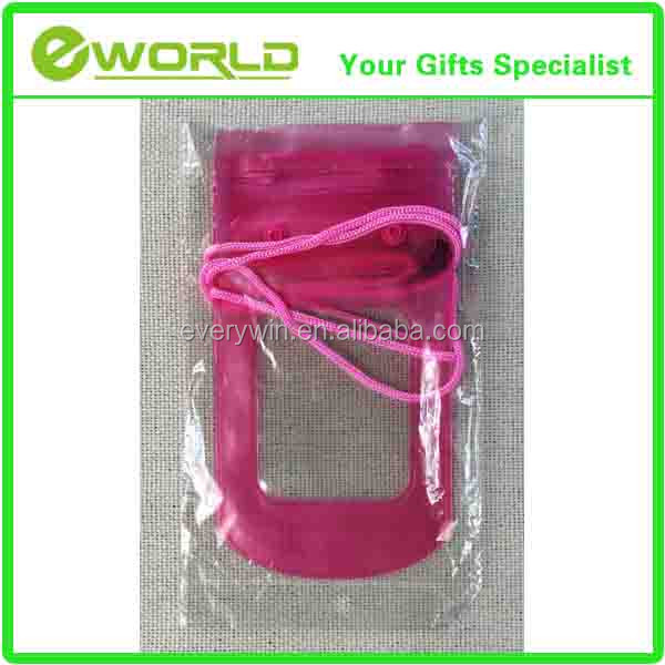 Multi-color PVC Transparent Waterproof Bag,Waterproof Phone Case