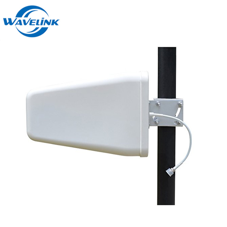 Outdoor Wide Band Directional Antenna 700-2700 MHz 4G LTE LPDA Patch Panel Antenna