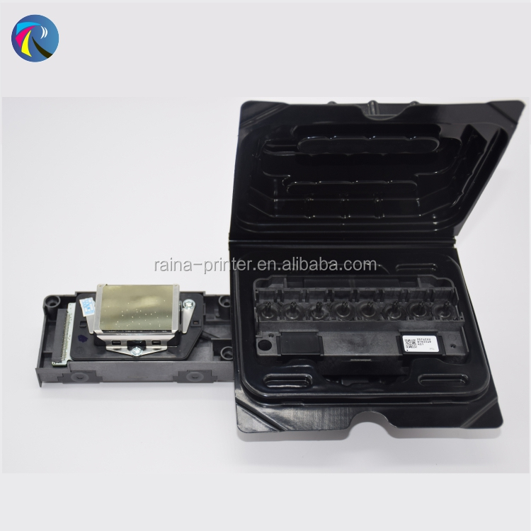 unlock DX5 printhead F186000 gold face eco solvent indoor printhead