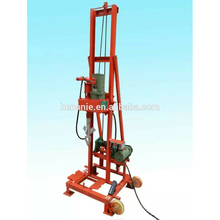 2017 New Portable 100m deep Small Used Water Bore Well Drilling Machine Prices