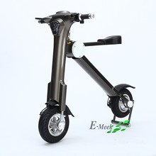 Grey color 48V 500W 12 inch brushless motor folding electric scooter with CE certificate for adult