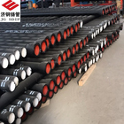 ductile iron pipe class K9;C; 6meter; iron pipe fittings