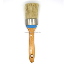 Professional Chalk Wax Paint Brush for Furniture Painting or Waxing Dark Clear Soft Wax