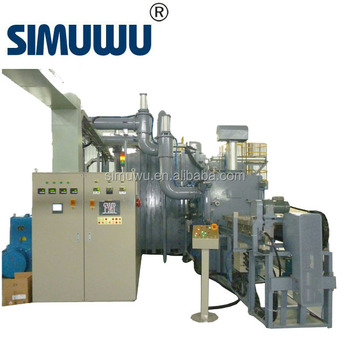 Induction Skull Melting Furnaces (IVM) vacuum induction melting furnace for Titanium based, Nickel based alloy material