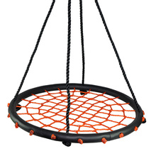 100kgs weight capacity chirldren outdoor net swing