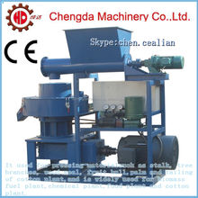vertical ring die 55kw sawdust wood biomass briquette machine