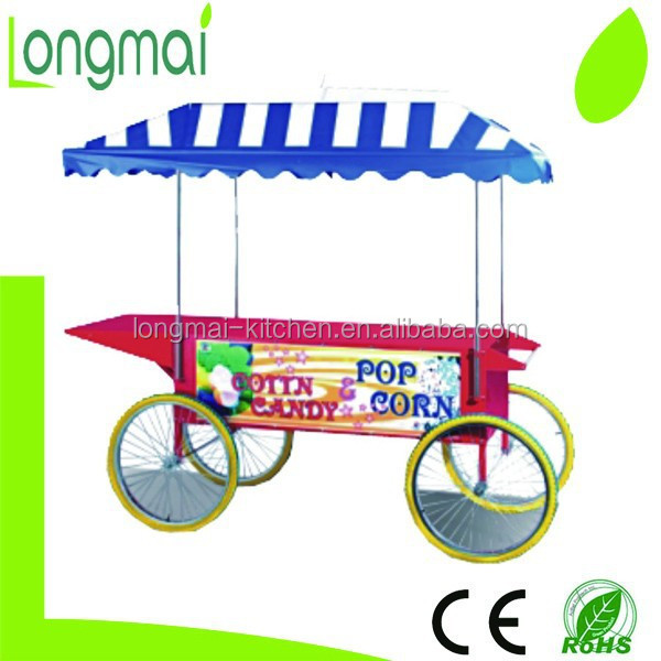 LPO-LC / 2016 hot selling popcorn cart