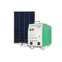 Home use low price portable 300w 500w 1000w home kits 1kva solar home lighting system for camping