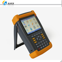 electric meter 400V portable 3 phase digital power analyzer