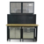 China Stainless steel commercial Garage workbench combination storage workstation