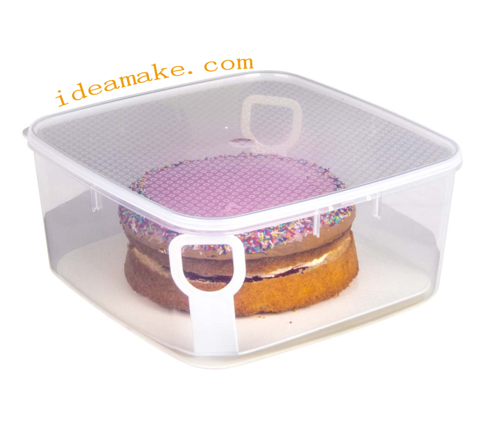 Cake Keeper Storage Box food storage box and cake saver cake box food fresh box