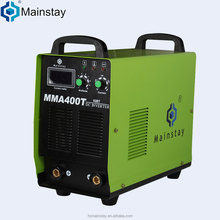 Trade Assurance dc welding machine and equipment 3 phase welding equipment MMA400T