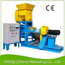 Floating fish feed pellet machine for small and middle sized farm