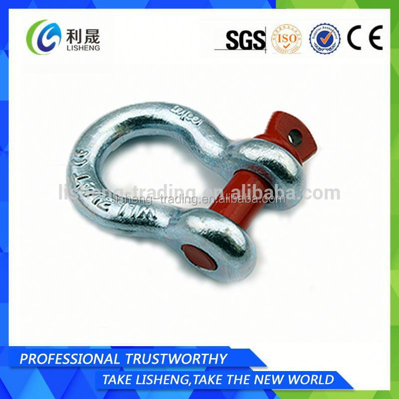 Shackle Safety Lock Pin