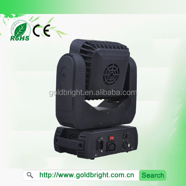 2015 New Guangzhou Led Disco Effect Light 15W 4in1 RGBW LED Moving Head Beam
