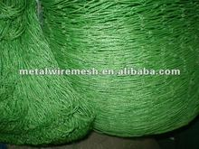 knitted nylon netting for protection