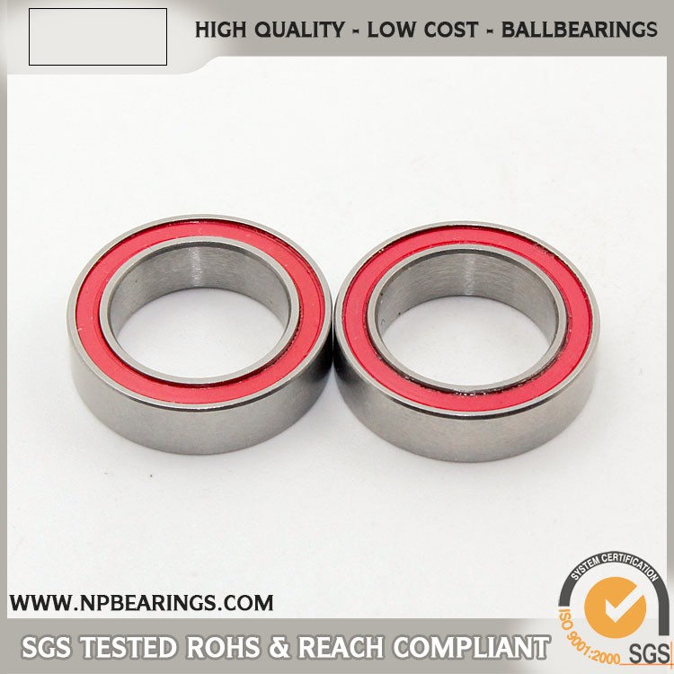 USA market ball bearing deep groove wire straightening rollers 3mm