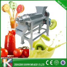 Factory supply Fruit and Vegetable Spiral Juice Machine