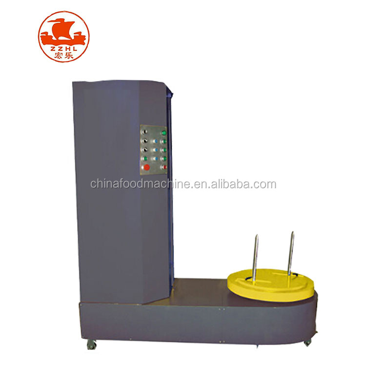 High Quality Airport baggage Luggage Wrapping packing Machine