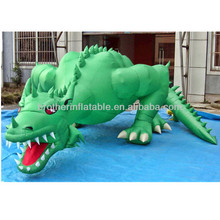 CA297 green inflatable zenith dragon