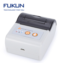FK-POS58 Mini Receipt Wireless Bluetooth Printer / Smartphone Mobile Bluetooth Printer / Fast Food Order Thermal Printer