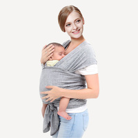 Cardi new design factoy price ergonomic baby carrier backpack facing baby wrap carrier