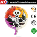 2017 Wholesale Round Halloween Helium Balloons For Halloween Party Decoration