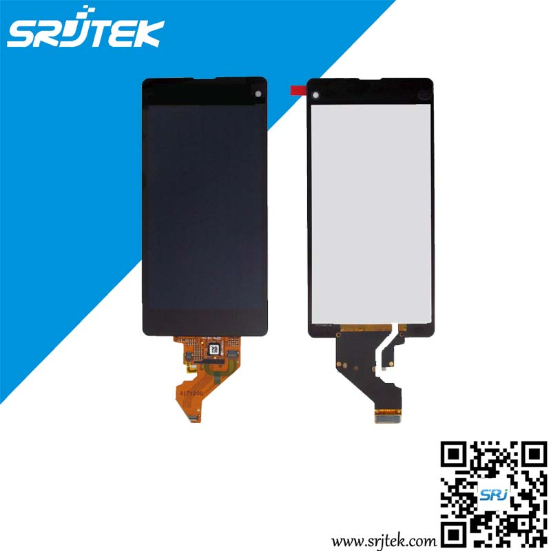 For Sony Xperia Z1 Compact M51W Z1 Mini D5503 LCD Display with Touch Screen Digitizer Assembly