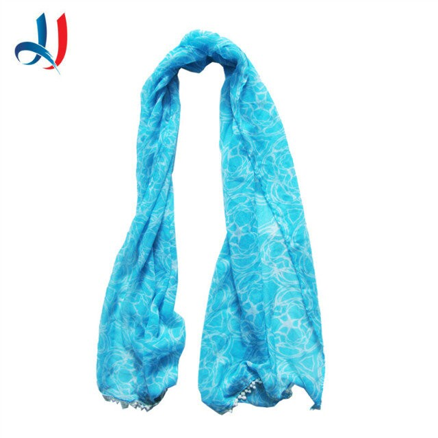 2016 Hot Sale New Product Elastic Cloth Scarf for Winter Fashion Scarf