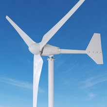 horizontal 2kw wind power generator