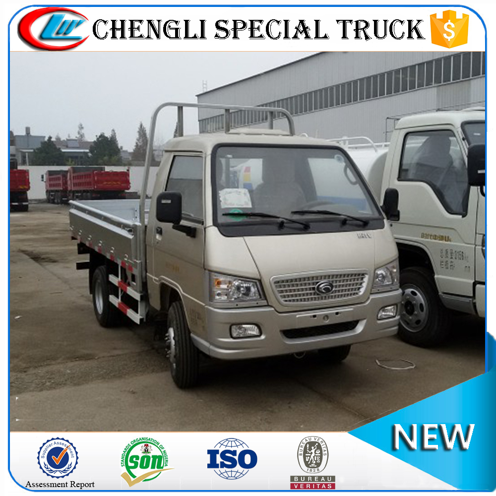 Hot sale Foton mini van truck electric cargo truck