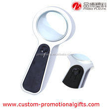 magnifying glass with led light,High Quality portable Led Magnifier