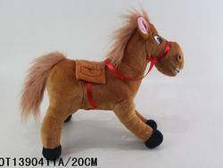 cheap promotional gift battery operated horse