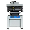 Semi-automatic stencil solder paste printer /smd pcb printing machine for LED products