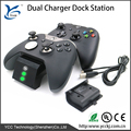 Dual Charging Dock Controllers Charger + 2x Rechargeable Batteries For weireless Xbox One/Elite/s conntroller