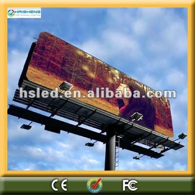 Commerical LED Electronic Display Panel Outdoor