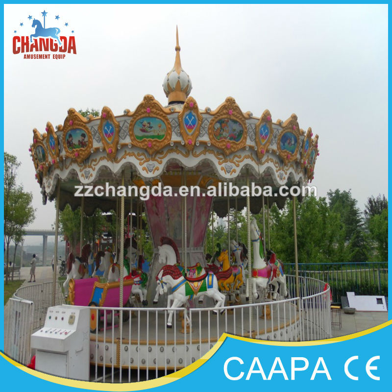 Wholesale amusement rides mini fairground rides swing carousel