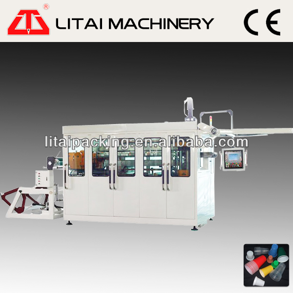 TQC750 hamburger forming machine