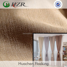 2015 home textiles and fabrics 100 polyester sun block curtain fabric