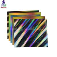Best Price of high Quality transfer holographic laser paper for crafting