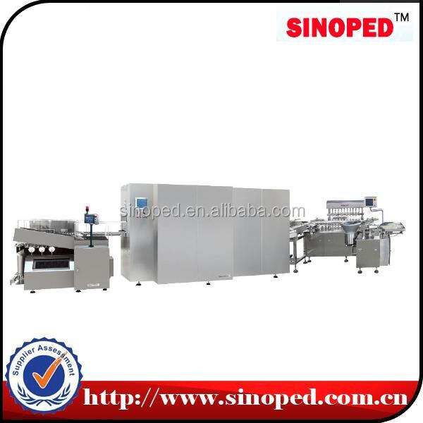Lyophilized power production line