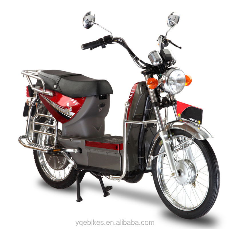 Chinese Factory 2 Wheel Fast Electric Cargo Motorcycle 22'60V Motorbike Electric Bicycle Price with Good Quality