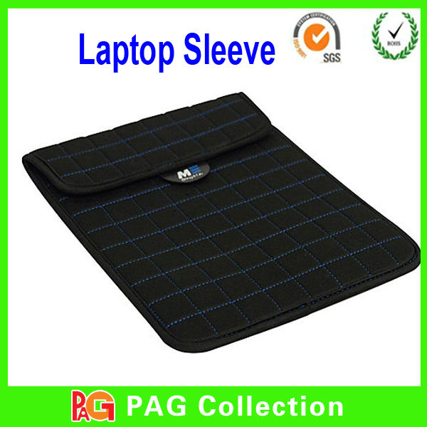 Velcro Neoprene Laptop Sleeve For IPAD 1&2