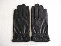 Wholesale Soft goatskin Leather Gloves Men Leather Working Glove