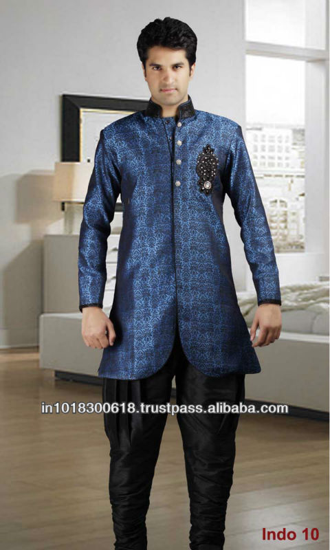 Designer Indo Western Suits from India